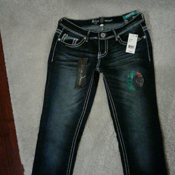 3224ec6ffadfe Ariya Skinny Jeans